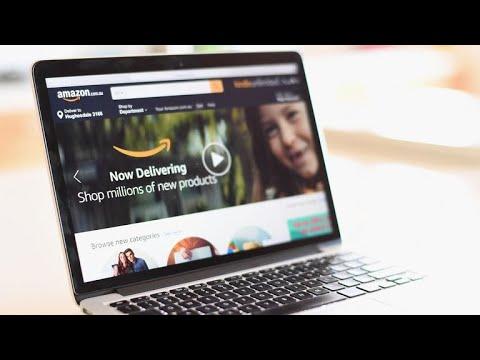 Amazon finally launches in Australia