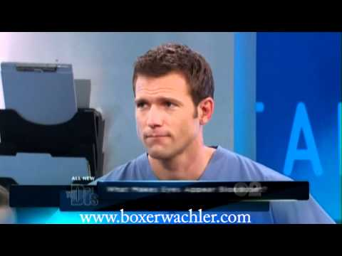 Dr. Brian Boxer Wachler appears on The Doctors to Cure Red Eyes