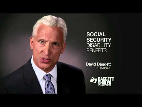 Daggett Shuler Social Security Disability Benefits :30 Commercial