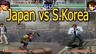 FightCade - KoF 94 - haijin0327 (Japan) vs Kingyo_Ichinoe