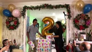 Epic Gender Reveal and Surprise Twin Announcement