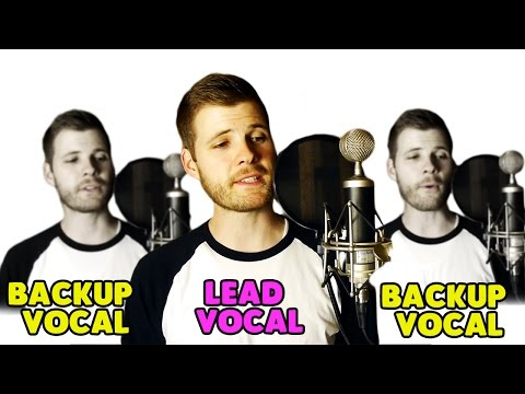How to Blend Backup Vocals and Harmonies in the Mix