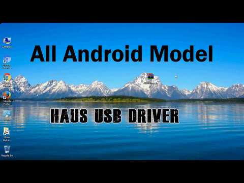 How to Install Haus USB Driver for Windows | ADB and FastBoot