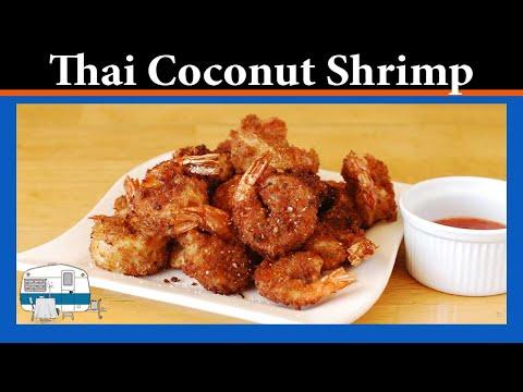 How to make Thai Coconut Shrimp