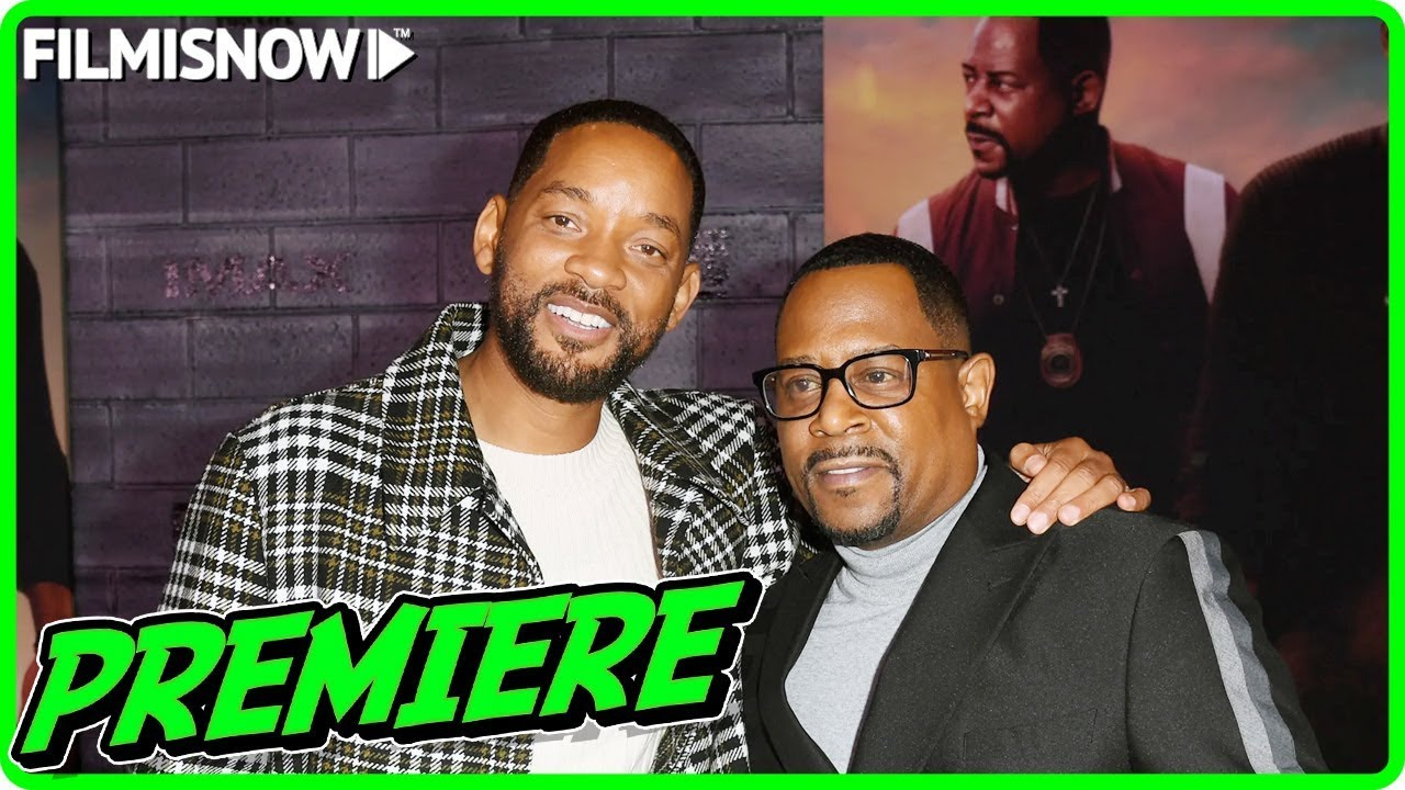 BAD BOYS FOR LIFE - Los Angeles Premiere | Red Carpet