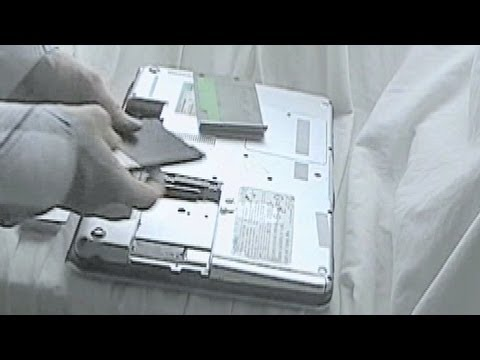 sony vaio vgn-cs21z hard drive replacement