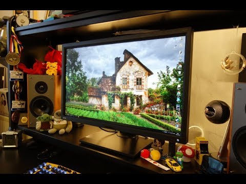 BenQ BL2711U review - The most beautiful 4K IPS monitor - By TotallydubbedHD
