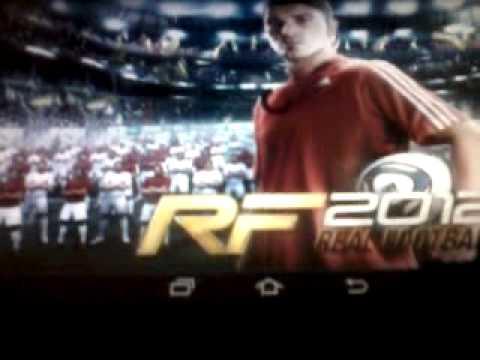 Real Football 2012 gameplay