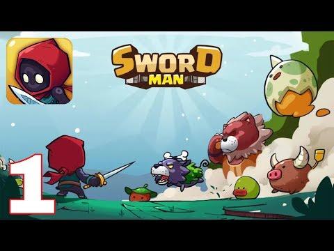 Sword man gameplay walkthrough part-1android