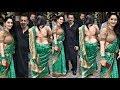 Download  Sanjay Dutt With Wife Manyata Dutt  At Arpita Khan House For Ganpati Celebration MP3,3GP,MP4