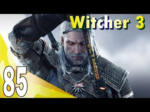 The Witcher 3 The Wild Hunt (Deathmarch) Walkthrough - The Sunstone | Part 85