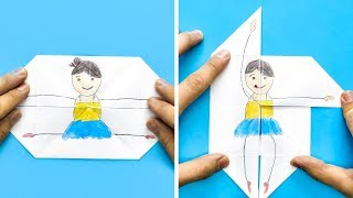 Download 20 TOTALLY COOL PAPER CRAFTS Video
