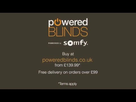Powered Blinds TV Ad Spring 2016
