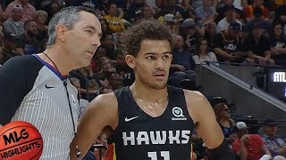 Utah Jazz Vs Atlanta Hawks 1st Half Highlights / July 5 / 2018 Nba Summer League