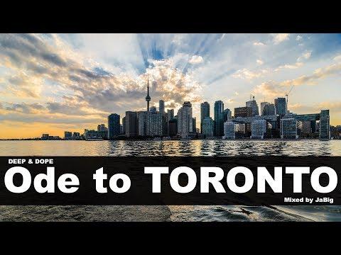 Jazz Deep House Music Lounge Playlist DJ Mix by JaBig - DEEP & DOPE Ode to Toronto