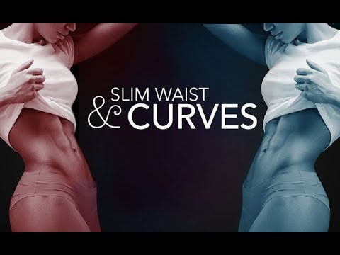 How To Get a Smaller Waist ⌛ (BUT KEEP YOUR CURVES!!)