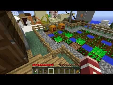 Minecraft Livestream - Josh's Realms Server - 2015-05-30
