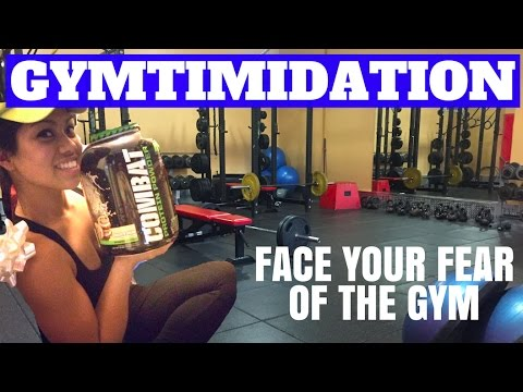 GYMTIMIDATION | Tips to get inspired and lose your fear of the GYM | New Year's Resolution