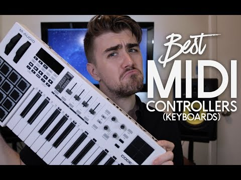Best Midi Controllers - Best Affordable Midi Keyboards