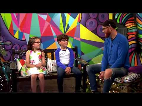 RTE Jnr - Series 1, Episode 9 - The One Where Kids Talk