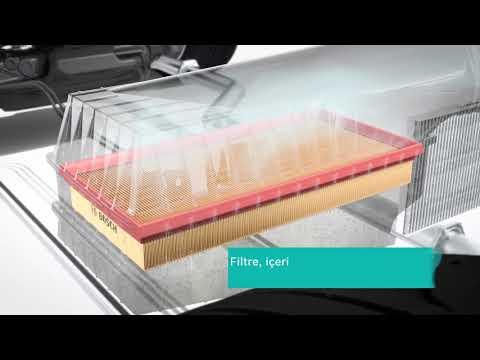 Bosch Filtreleri: Arabanızın Gizli Kahramanları – Hava Filtresi