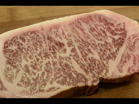 Let´s eat: Original Kobe Wagyu Strip Loin Steak mit David Pietralla