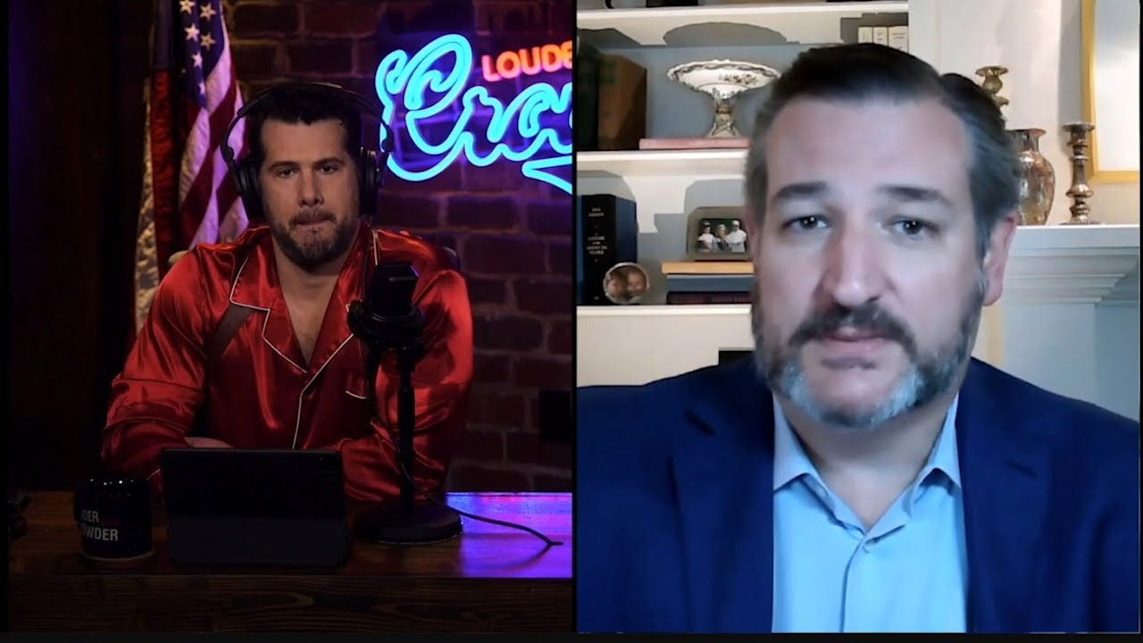 Cruz on Louder With Crowder Discusses How Pending Recounts & Lawsuits Could Impact Election Results