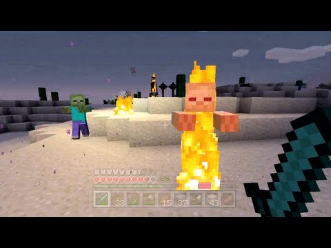 Minecraft Xbox - Quest To Kill The Ender Dragon - Memory Lane - Part 20