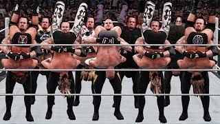 Undertaker Wrestlemania Wins 1991 To 2013!  21- 0 ( WWE 2K18 )