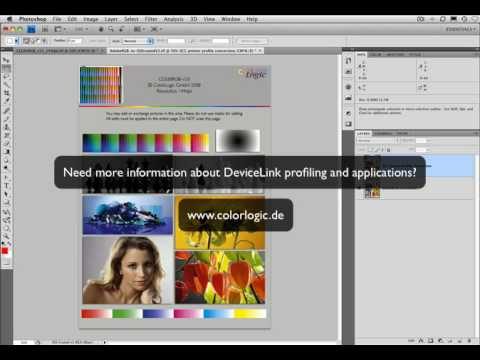 CoLiPri2 - create and use ICC DeviceLink profiles in Photoshop