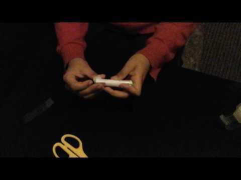 Homemade easy Nerf bullet holder also stuck on a belt