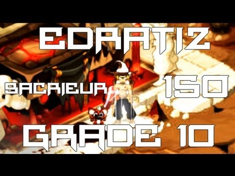 Edratiz Sacrieur 150 Grade 10 [DOFUS][BETA] By Riesi Production