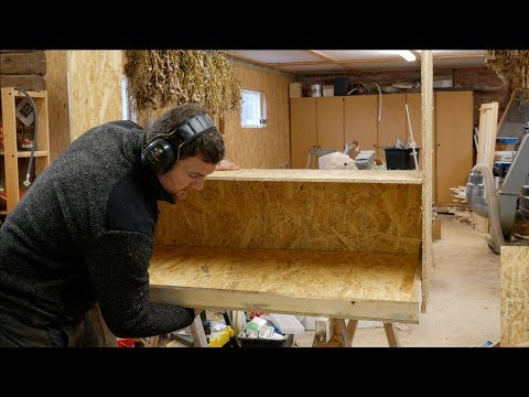 How To Build Roll Away Nesting Boxes