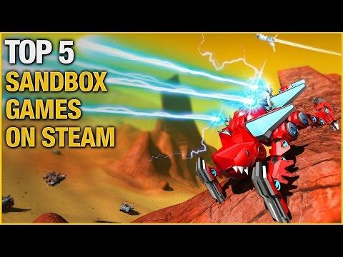Top 5 Best Sandbox Games on Steam