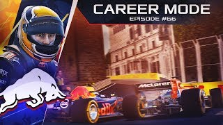 F1 2017 Career Mode Part 66: TWO WIDE INTO THE CASTLE