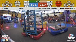 Final 1 - 2018 Central New York Regional