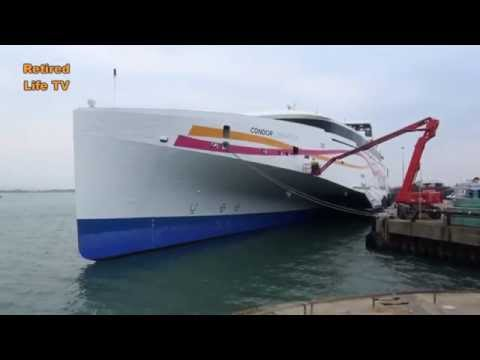 New high-speed ferry to the Channel Islands
