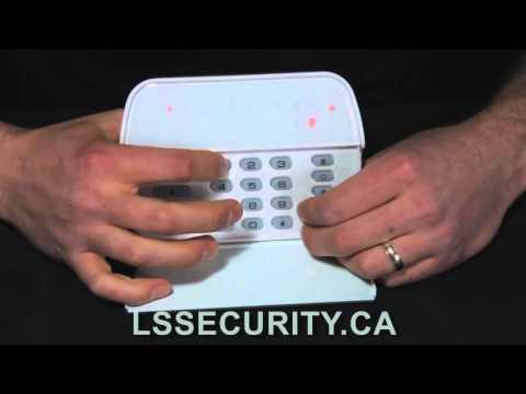 Code Programming DSC LED Keypad