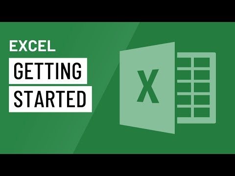 Excel 2016: Getting Started