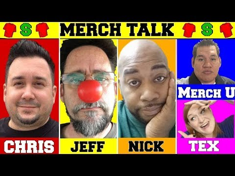 Merch Talk 2018 - POD Updates & Merch by Amazon Email Inactive Accounts