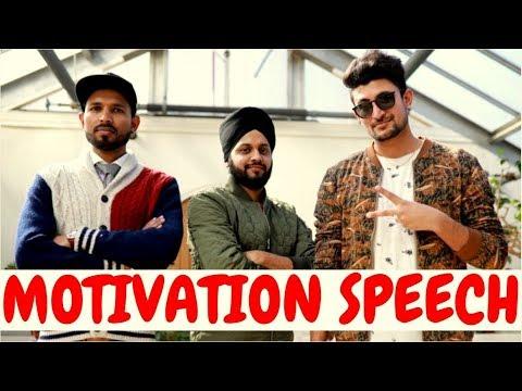 Punjabi Motivational Shayari | JOHNY HANS Poetry Video