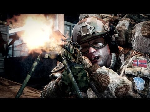 Xbox 360 Multiplayer Beta Now Available - Medal of Honor Warfighter