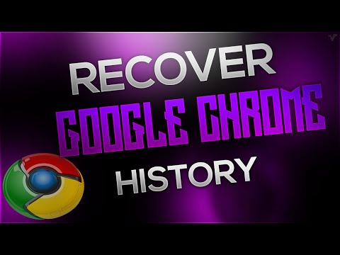 How to Recover Deleted google chrome history 2016(easy way)