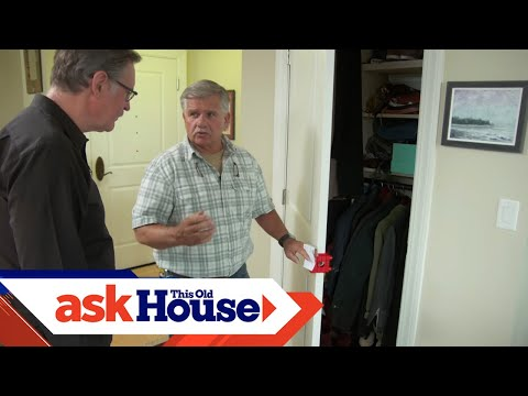 How to Bore for a New Door Knob