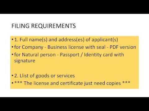 Hongkong Trademark Registration