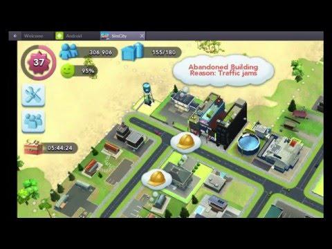 SimCity BuildIt Traffic Fix