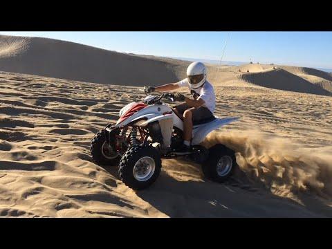 Pismo Beach Sand Dune Ride