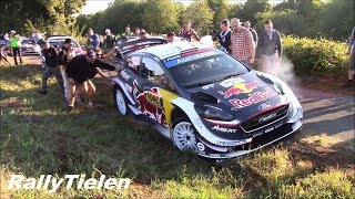 WRC ADAC Rallye Deutschland 2018 - Shakedown St. Wendeler Land - Full HD