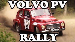 Volvo PV Rallying!