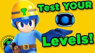 MATPAT vs YOU! | Fan Mega Maker Levels